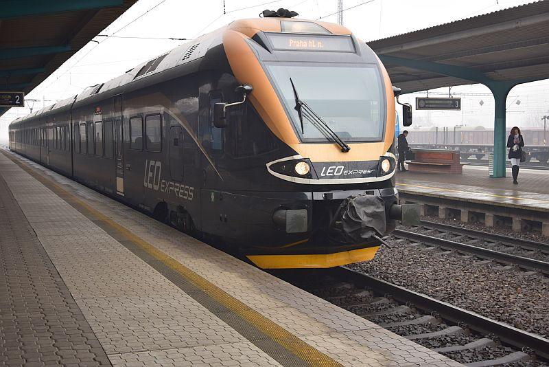 Pociąg Praga – Wrocław już od grudnia